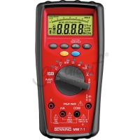 Digital Multimeter BENNING MM 7-1 (1 Stk.)