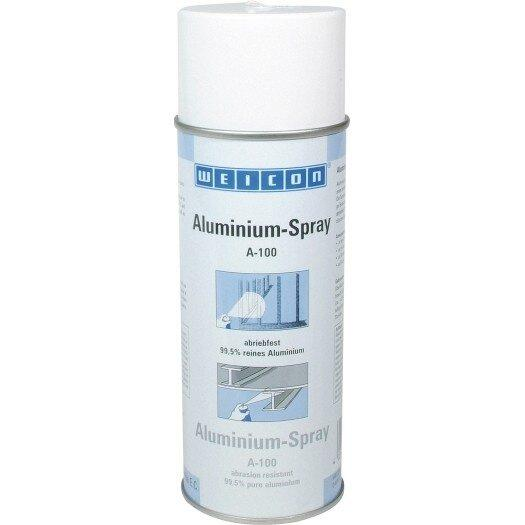 "Alu-Spray A-100, 400ml.,   ""LQ "" bis 800°C"