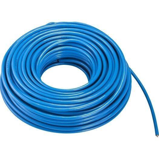 PUR-Leitung H07BQ-F 3G1,5 Blau, 50m Ring, RAL-5015