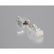 RJ45-Hirose Stecker, TM11 Cat.5e TM11 Slim-Crimpstecker