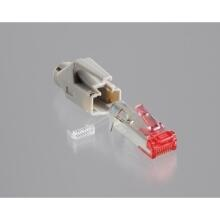 RJ45-Hirose Stecker, TM21 Cat.6 TM21 Slim-Crimpstecker