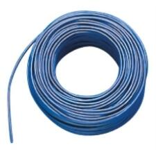Aderltg., H07V-K 1,5, blau flexibel, 100m Ring