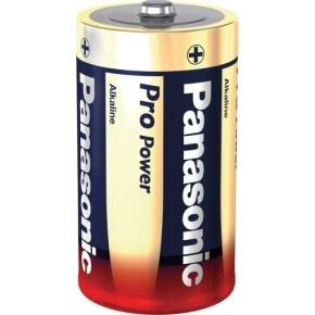Alkali- Batterie, D Mono, 1,5V PANASONIC Pro Power