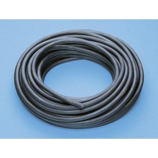 PVC-Leitung H05VV-F 3G1,5 schwarz 50m Ring