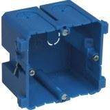 1-fach Brüstungskanal-Geräte- dose zum Einhängen in die