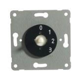 3-Stufendrehschalter mit 0 Stellung,16 A