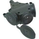 SIROX® Vollgummi-Steckvorrichtungen 250 V