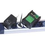 Adapterring, weiß zum Einlegen in Steckdosentopf