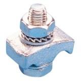 Anschlußklemme 1-fach für Kreuzerder 8-10 qmm