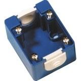 Aufputz-Gehäuse für Maschinen-Schuko-Steckdose