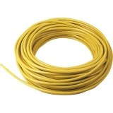 Baustellenleitung 5G6,0 N07V3V3-F, gelb, 50m Ring