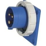 CEE-AGSt 16A,3p.6h, 230V, IP67