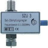 Dämpfungsregler, F-Technik 40-2250MHz, Regelbereich:
