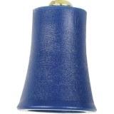 Drehkurbel, blau, mit Schraube u.Mutter f. Jumbo Kabeltrommel