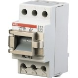 E463/3 KB Hauptschalter 63A, 400VAC