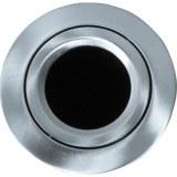 Einbaustrahler schwenkbar Eisen gebürstet, 50 W