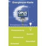 Energiespar-Karte OPUS Green Net
