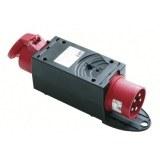 Eurostecker-Adapter Steckerteil  :CEE-Stecker 16A