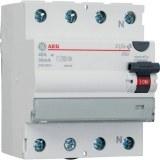 "FI 40A, 4-pol., 0,03A, G/A Typ  ""G/A ""-pulsstromsensitiv"