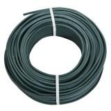 Flachleitung H05RNH2-F 2x1,5 Illuleitung, grün 50m Ring