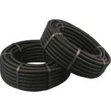 Flex.-Rohr, EN25, 50mtr. Ring schwarz/leicht/320N/FIR 2232Y