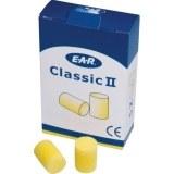 """Gehörschutzstöpsel, gelb,  """"EAR Classic II """",Inhalt 5 Paar"""