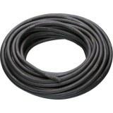 Gummileitung H07RN-F 2x1,5 schwarz, 50m Ring