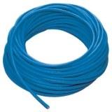 Gummileitung H07RN-F 3G1,5 blau, 50m Ring, RAL-5015,
