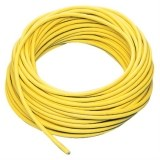 Gummileitung H07RN-F 3G1,5 gelb, 50m Ring, RAL-1021,
