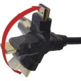 HDMI-2,0-W-Leitung 1,5m sw