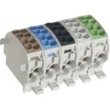 H-Abzwg.kl. 35mm² 1-pol 400V grün, 2 x 35mm² u. 2 x 25mm²