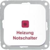 Heizungs-Notschalter 10/16A 10/16A,250V,50Hz,Steckklemmen