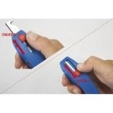 Kabelmesser zum Abmanteln von gängigen Rundkabeln 4-28mm
