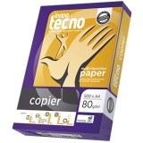 Kopierpapier, gelb  500 Blatt DIN A4 210x297mm 80g, holzfrei