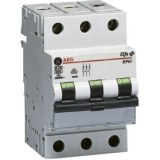 LSS 3-pol., 16A, B-Char. - GE 230/400V, EP 63 B 16
