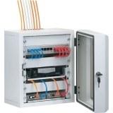 Mini Rack 10 Zoll für Kommunikationsanlagen
