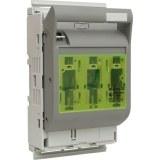 NH-Sicherung-Lasttrennschalter Größe 00,bis 160A, DIN 43620