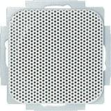 OPUS-UP-Lautsprecher mit Ab- deckung, reinweiss
