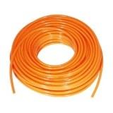 PUR-Leitung H07BQ-F 3G1,5 leuchtorange, Trommel,Voll-PUR