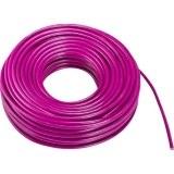 PUR-Leitung H07BQ-F 3G1,5 pink, Trommel, Voll-PUR