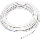 PVC-Leitung H05VV-F 5G1,5 weiß, 50m Ring