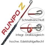 RunpoZ 6-9mm Kabelziehstrumpf
