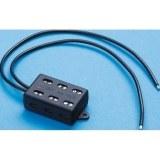 Schraub-Last-Verteiler 6-fach bis 2,5 qmm bis 35W/Klemme