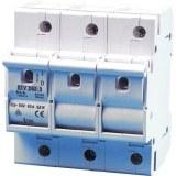 Sicherungs-Lasttrennschalter D0 2-63A, 3-polig