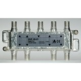Stammleitungsverteiler, 8-fach mit Richtkoppler, F-Technik