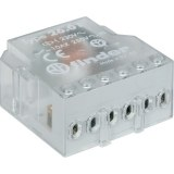 Stromstoßschalter Doseneinbau 230V, 1 Schließer + 1 Öffner