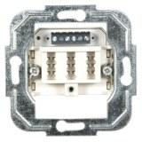 TDO-Telefonanschlußdose 3x10 Up0 - o. Zentralplatte