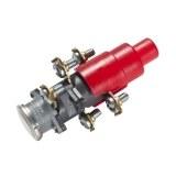 Thermo-Schutz-Schalter 3-polig für CEE-Kabeltrommel 56°C