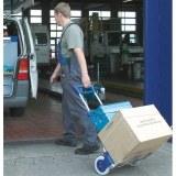 Transportkarre, max. Trag- kraft 125kg, Schaufel
