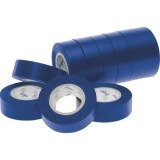 VDE-PVC-Isolierband, blau Stärke=0,15mm, Breite=15mm,